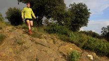 Salomon S-Lab Sense 7: En bajada es importante mantener la buena colocación del pie para ganar agarre