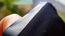 Salomon S-Lab Sense Boxer: Salomon S-Lab Sense Boxer: Silicona alrededor de toda la cintura.