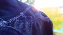 Salomon S-Lab Sense Boxer: Salomon S-Lab Sense Boxer: Entrada al bolsillo estrecha para no perder nada por el camino.