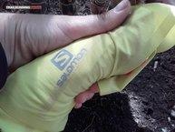 Salomon S-Lab Sense Skort: La falda Salomon S-Lab Sense Skort tiene un estilo minimalista, con tejidos ultra ligeros.