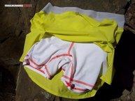Salomon S-Lab Sense Skort: Falda Salomon S-Lab Sense Skort. Para evitar los molestos roces en los adductores debido en gran parte a las costuras, lo han solucionado desplazándolas.