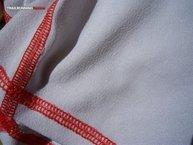 Salomon S-Lab Sense Skort: El tejido de las mallas de la Salomon S-Lab Sense Skort es ligero y vaporoso.