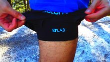 Salomon S-Lab Short 4: Salomon S-Lab Short 4: pantalones combinados con los Salomon S-Lab Sense Boxer
