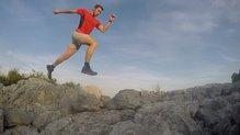 Salomon S-Lab SpeedCross: Toma de contacto en roca