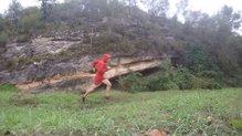 Salomon S-Lab SpeedCross: Corriendo bajo la lluvia