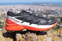 Frontal de Calzado: Salomon - S-Lab Wings 8 Softground