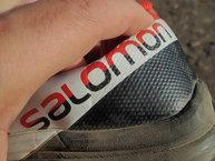 Salomon S-Lab Wings 8: Salomon S-Lab Wings 8: Estructura de talón pensada para dar gran sujeción