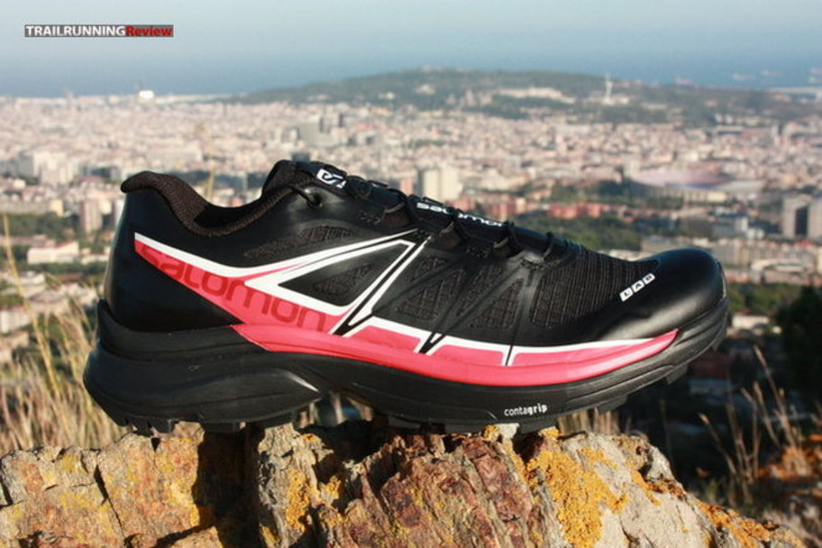 the latest 19cd3 0f571 Saucony Peregrine 6 VS Salomon S-Lab Wings Softground ...
