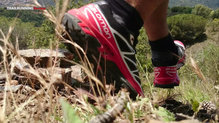 Salomon S-Lab XT 6 Softground: Probándolas en bajada
