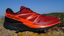 Frontal de Calzado: Salomon - Sense Escape GTX