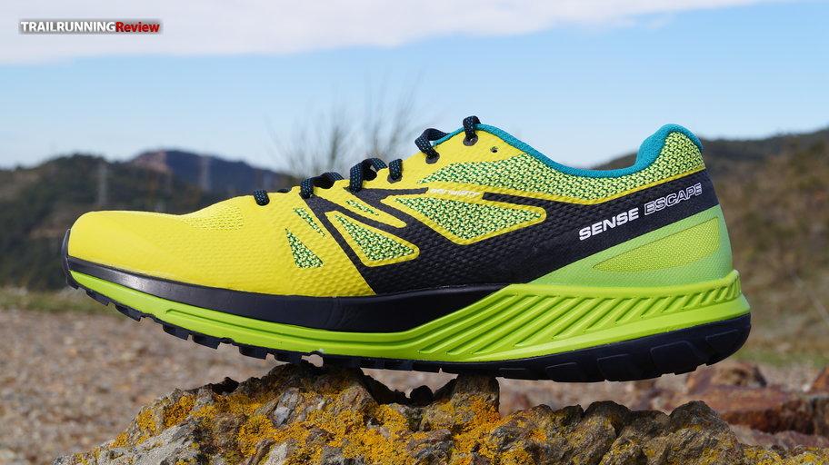 salomon sense escape womens trail running shoes review