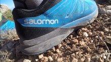 Salomon Sense Pro 2: La mediasuelas de las Salomon Sense Pro 2 presenta un poco de compactación pero sin perjudicar su rendimiento.