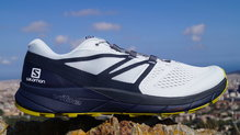 Frontal de Calzado: Salomon - Sense Ride 2