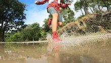 Salomon Sense Ride GTX Invisible Fit: El invisible Fit, sin duda, una buena arma contra el mojado