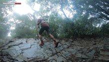 Salomon Sense Ride GTX Invisible Fit: Cuidado si os metéis por zonas de piedra húmeda