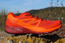 Frontal de Calzado: Salomon - Sense Ride