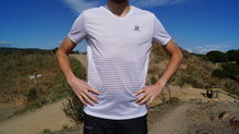 Frontal de Camisetas: Salomon - Sense Tee