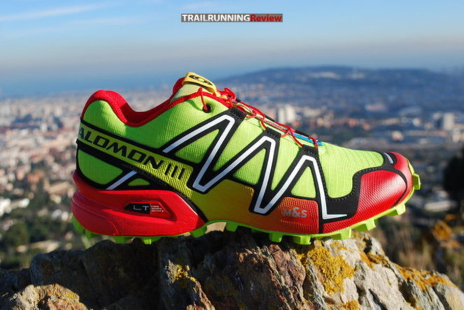 salomon speedcross 3 trail running naranja mecanica