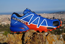 Frontal de Calzado: Salomon - SpeedCross 4
