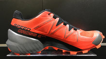 Frontal de Calzado: Salomon - SpeedCross 5 GTX