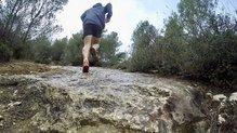 Salomon SpeedCross Pro 2: En roca mojada valoramos el compuesto Contagrip Wet Traction