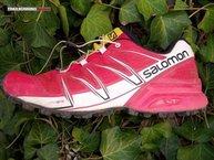 Salomon Speedcross Pro W: Como podéis observar en la fotografía, las Salomon Speedcross Pro W vienen con un rocker elevado.