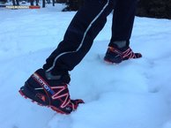 Salomon Spikecross 3 CS: