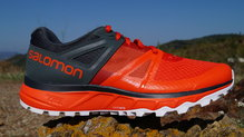 Frontal de Calzado: Salomon - Trailster