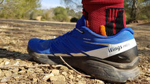 Salomon Wings Pro 3: Salomon Wings Pro3_El famoso ENDOFIT funciona perfectamente