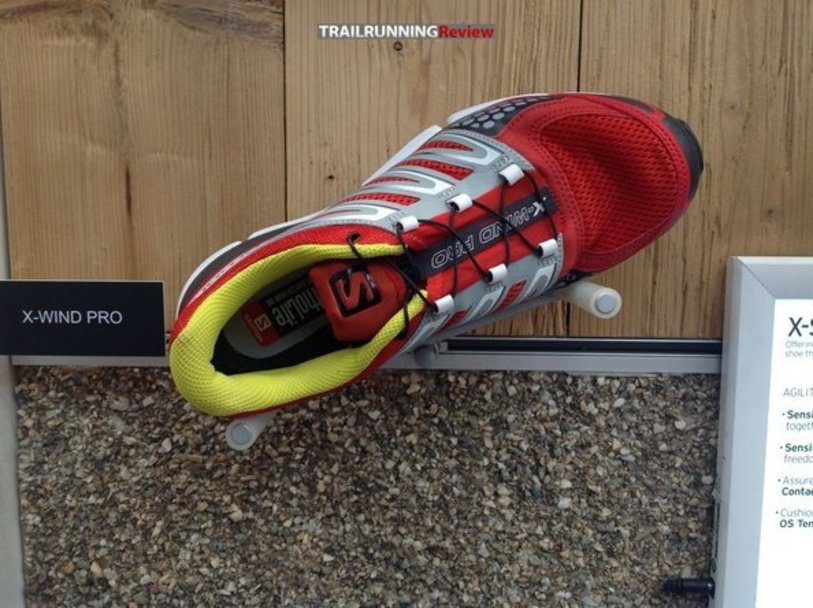 photos officielles 3ee59 5b0c3 Salomon X-Wind Pro - TRAILRUNNINGReview.com
