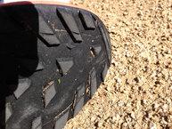 Salomon XA Enduro: Salomon XA Enduro: Los tacos delanteros resisten bien la abrasión
