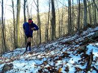 Salomon XA Enduro: Salomon Trail Runner Warm: Subiendo sin problemas con nieve y tierra suelta