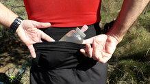 Sammie EVO: SAMMIE EVO: La elasticiadad del tejido se mantiene intacta, aunque se deforme por el peso del bidón