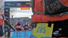 Sammie EVO: SAMMIE EVO: Eficacia del porta dorsal verificado en la Montserrat Skyrace