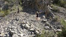 Saucony Switchback ISO: Hemos podido controlar muy bien la bajada en terrenos rocosos