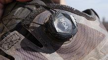 Saucony Switchback ISO: El BoaFit System ofrece un rendimiento excelente y nos mantienen la zapatilla ajustada al pie