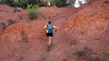 Saucony Switchback ISO: En roca seca hemos podido correr sin problema alguno