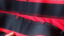 Saxx Underwear Kinetic Boxer: SAXX Underwear Kinetic Boxer: Detalle interior de la goma