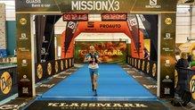 Scarpa Neutron 2: Scarpa Neutron 2 en la meta de la maratón del Cap de Creus