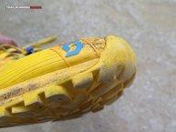 Scott Kinabalu Enduro: La amortiguación delantera es correcta; la trasera verdaderamente mullida.
