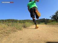 Scott Kinabalu Enduro: La suela de las Scott Kinabalu Enduro permite un agarre excelente en todos los terrenos.