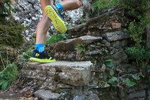 Scott Kinabalu RC: La suela color fluor de las Scott Kinabalu RC