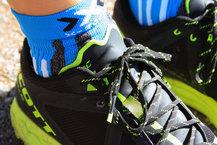Scott Kinabalu RC: Detalle de las Scott Kinabalu RC atadas