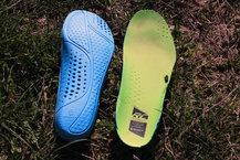 Scott Kinabalu RC: Parte superior e inferior de las plantillas de las Scott Kinabalu RC