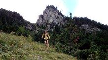 Scott Kinabalu Run Jacket: Scott Kinabalu Run Jacket: Primeras salidas con el freco