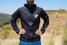 Frontal de Chaquetas membrana: Scott - RC Run Waterproof Jacket