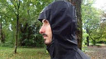 Scott RC Run Waterproof Jacket: Scott RC Run Waterproof Jacket: gorro