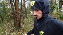 Scott RC Run Waterproof Jacket: Scott RC Run Waterproof Jacket: corriendo bajo la lluvia