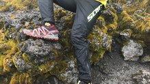 Scott RC Run Waterproof Pants: Buen Fit en parado