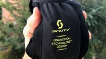 Scott RC Run Waterproof Pants: Gran compactabilidad